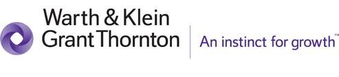 Warth Klein Grant Thornton Logo