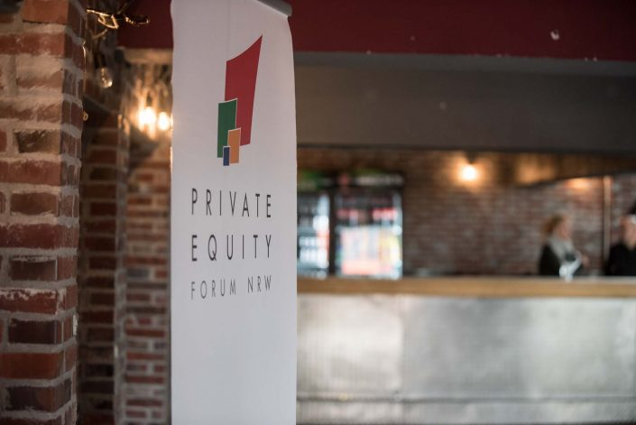 Private Equity Forum Eingang