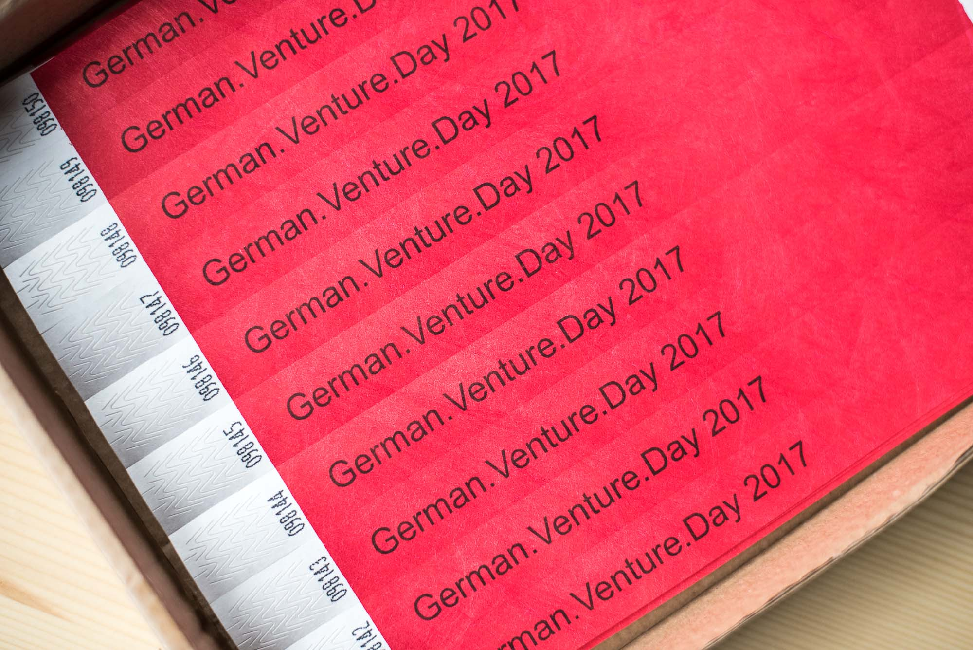 German Venture Day 2017