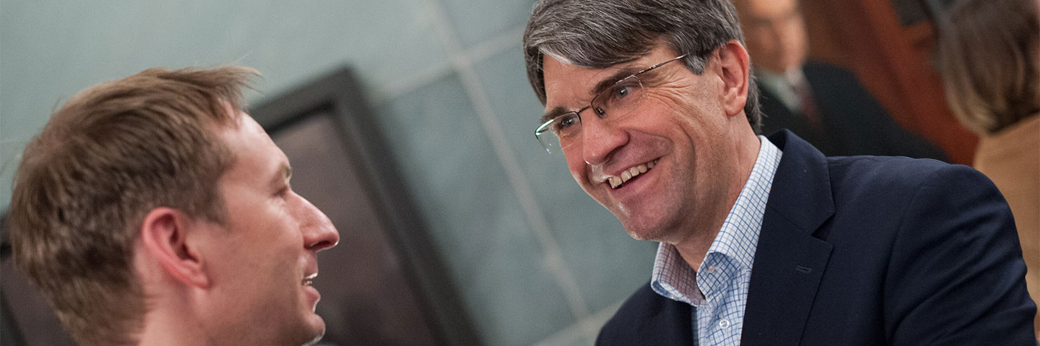 Private Equity Forum NRW Peter Wolff
