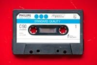 Audio Cassette (von Maik Meid)