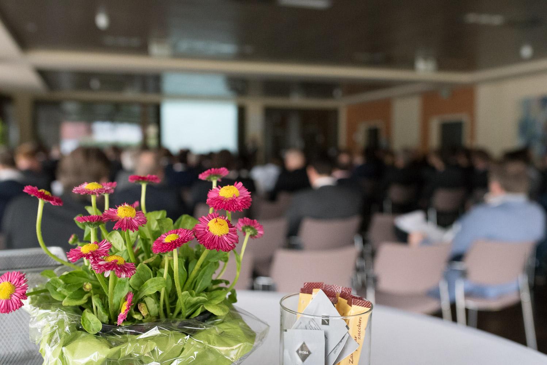 German Venture Day Plenum