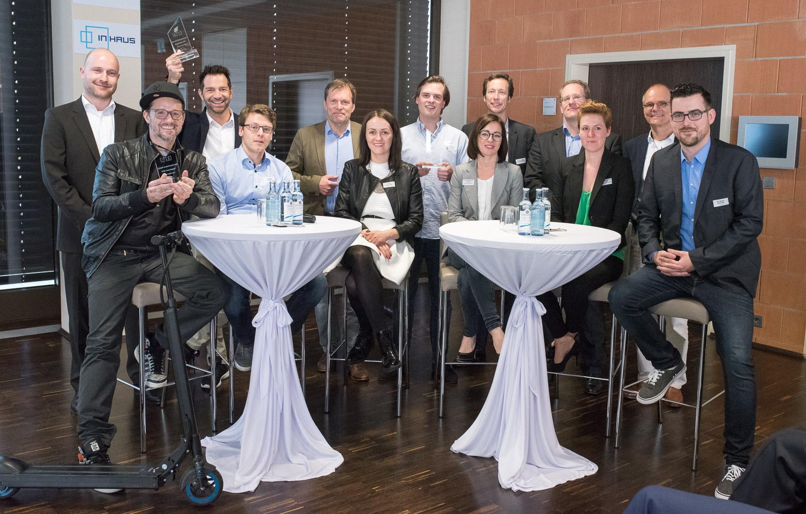 Pitchteilnehmer German Venture Day 2016