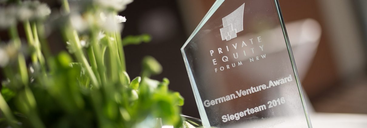Pokal German Venture Day 2016