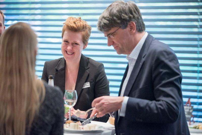 Gespräche auf dem German Venture Day 2016