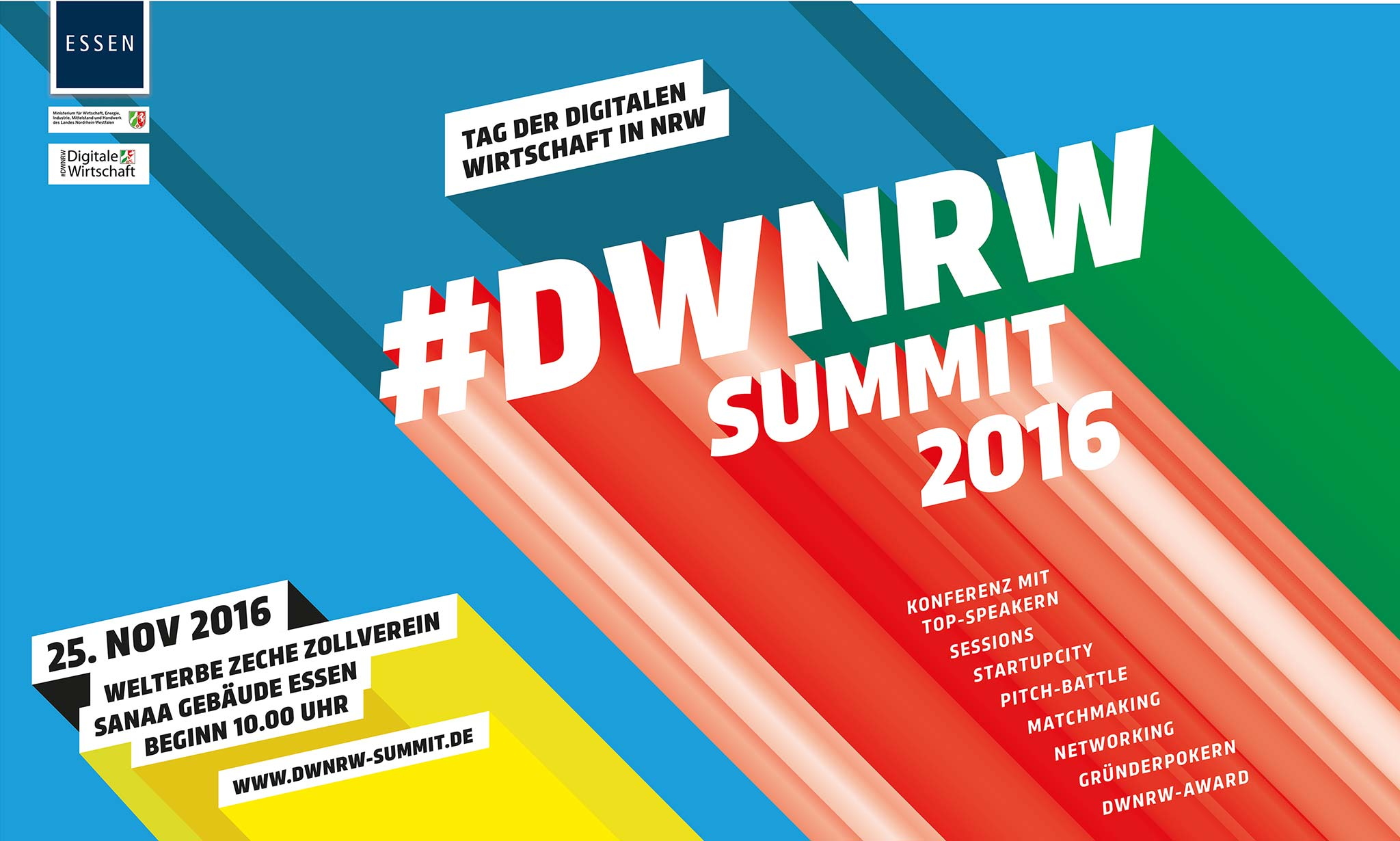 DWNRW Summit 2016