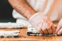 Lecker Sushi machen