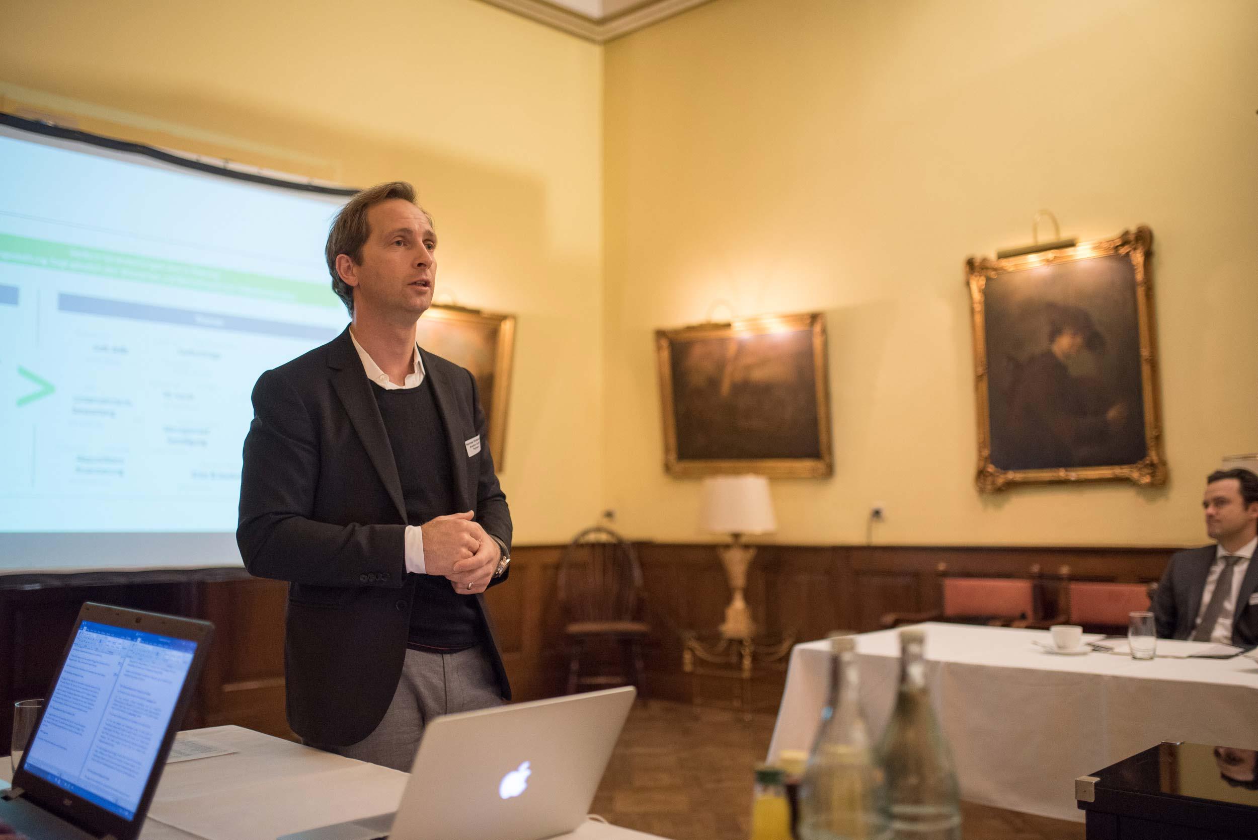 Hannes Hinteregger berichtet von der Next Generation