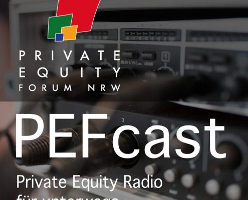 PEFcast Logo