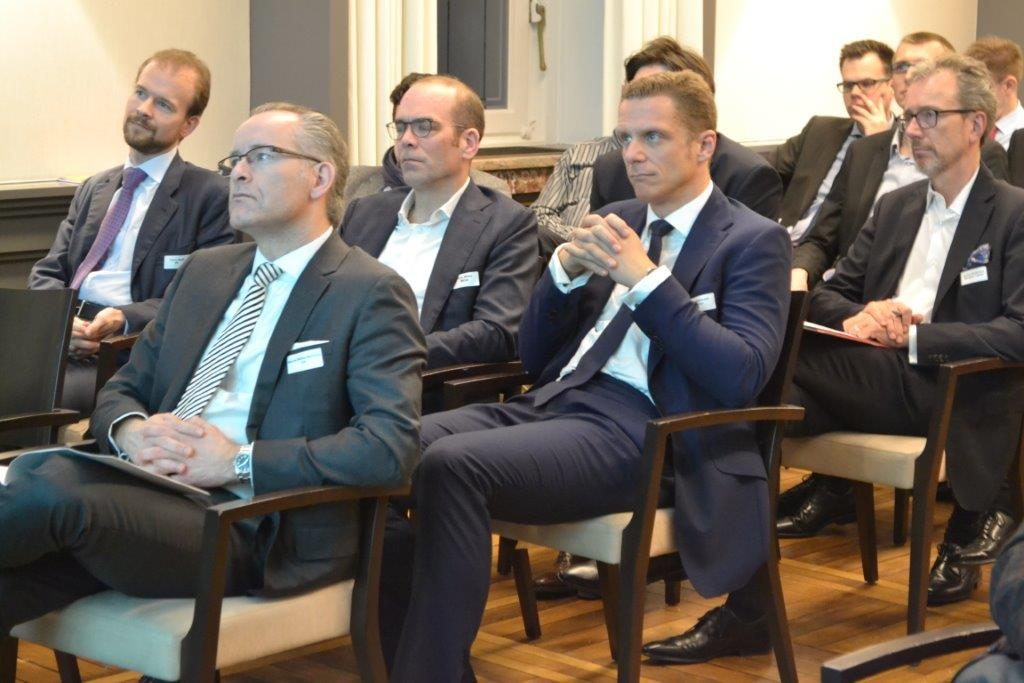 Private Equity Forum Investors' Circle - März 2017