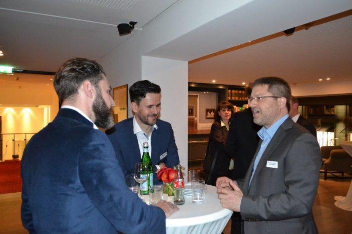 Private Equity Forum Investors' Circle - März 2017