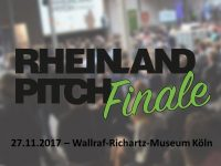 Rheinland Pitch Winterfinale