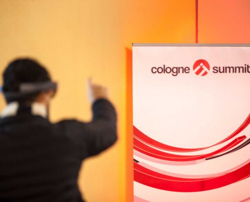 Cologne IT Summit VR