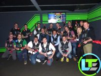 Next Generation PEF beim Lasertag