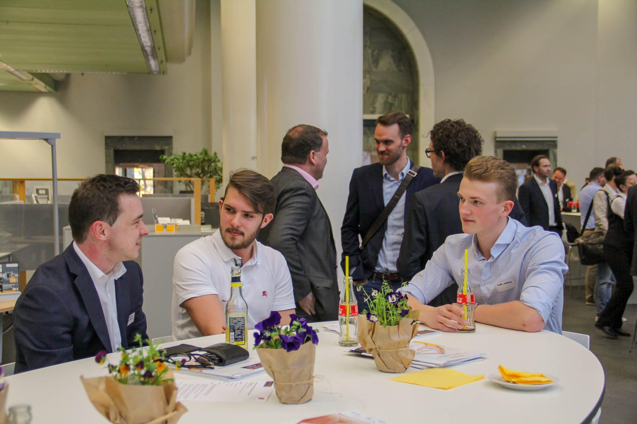 German Venture Day auf der Start-Up Woche 2018 in Düsseldorf