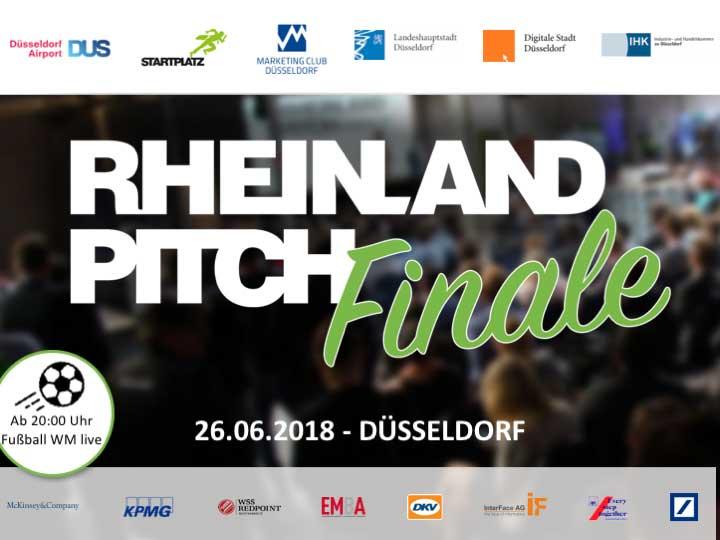 Rheinlandpitch 2018 Sommerfinale