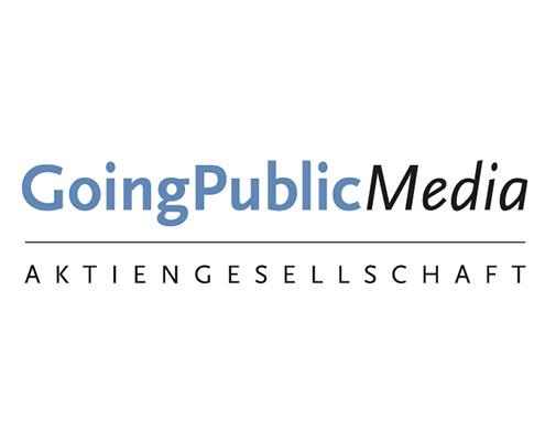 GoingPublicMedia Logo