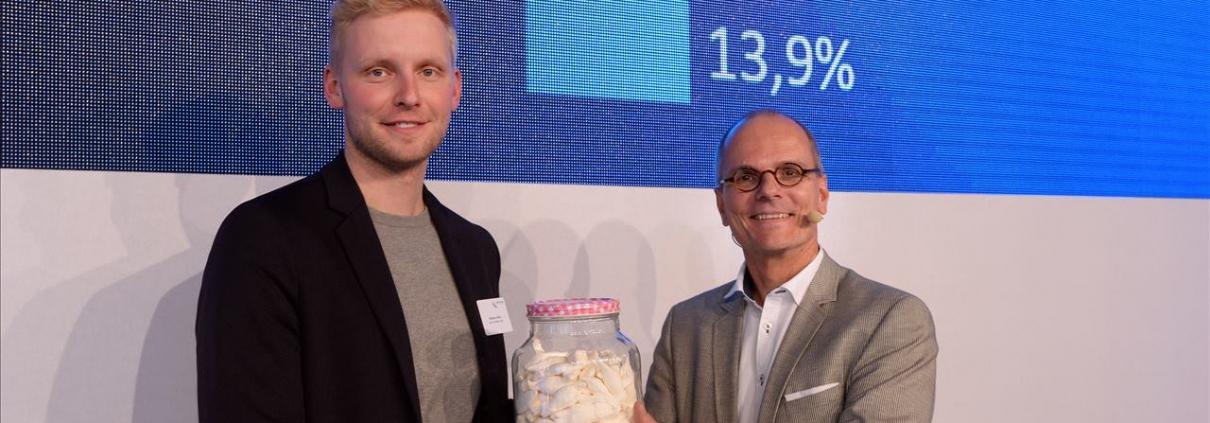 goFLUX erhält den Venture Pitch 2019
