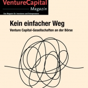 Cover VentureCapital Magazin
