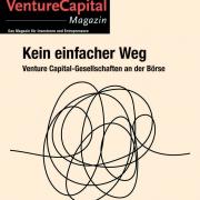 Cover VentureCapital Magazin