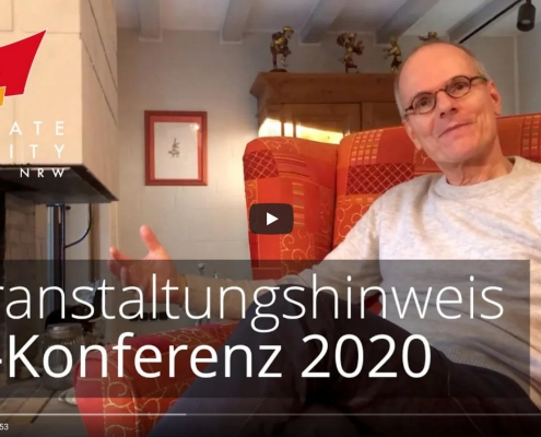 Wolfgang Lubert Grußbotschaft