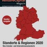 Titelbild Sonderausgabe VentureCapital Magazin