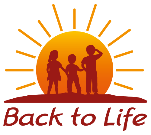 Back to Life Logo