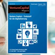 VentureCapital Magazin Mai 2021